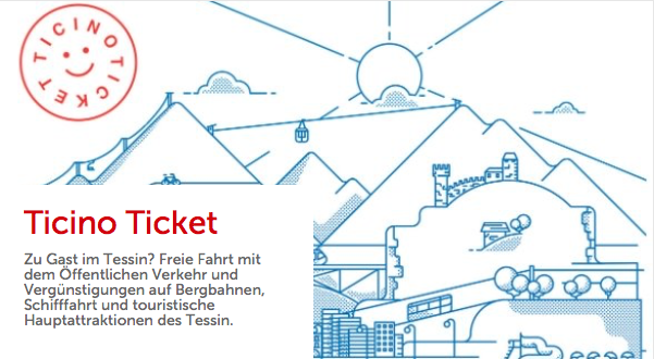 Ticino Tiket