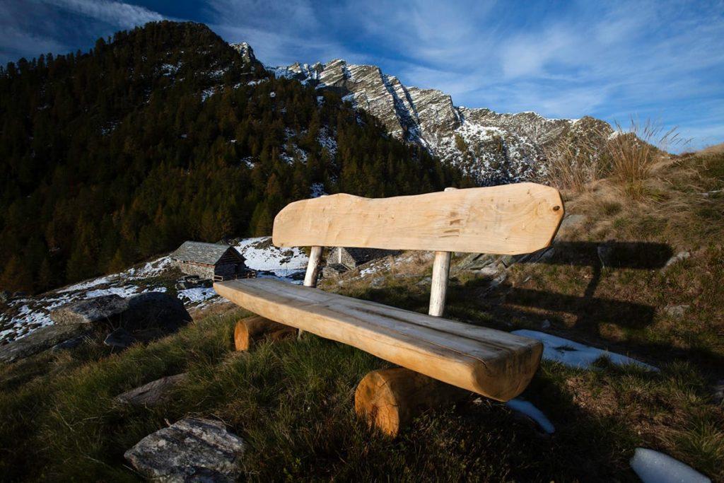 Valle di Lodano Alpeggi